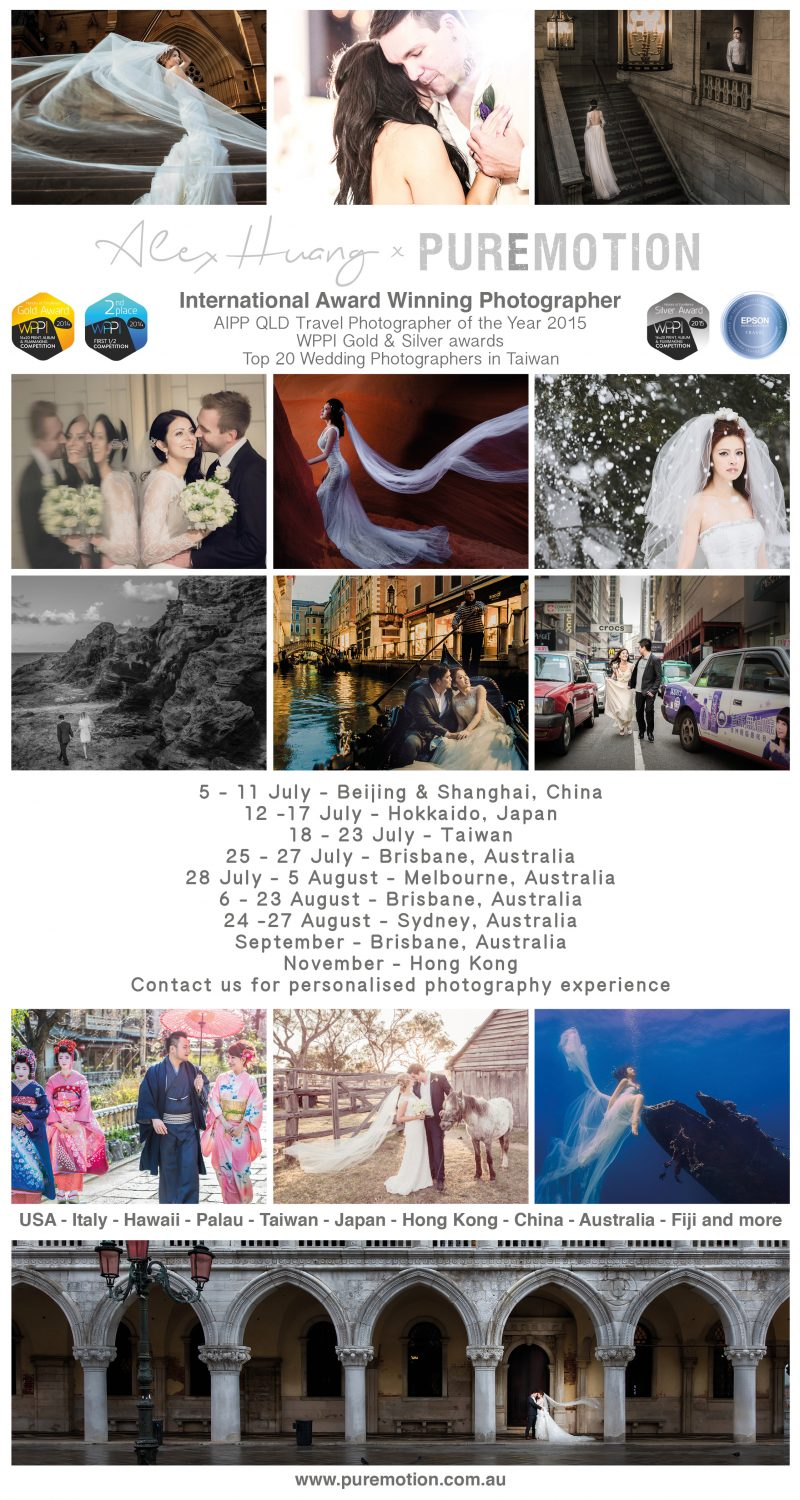 World Tour - Wedding photography Brisbane - Videography Package Brisbane 2015_3