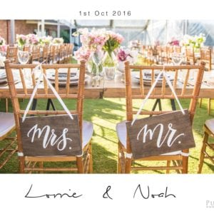 Lorrie & Noah Wedding Album