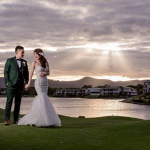 Links Hope Island Wedding