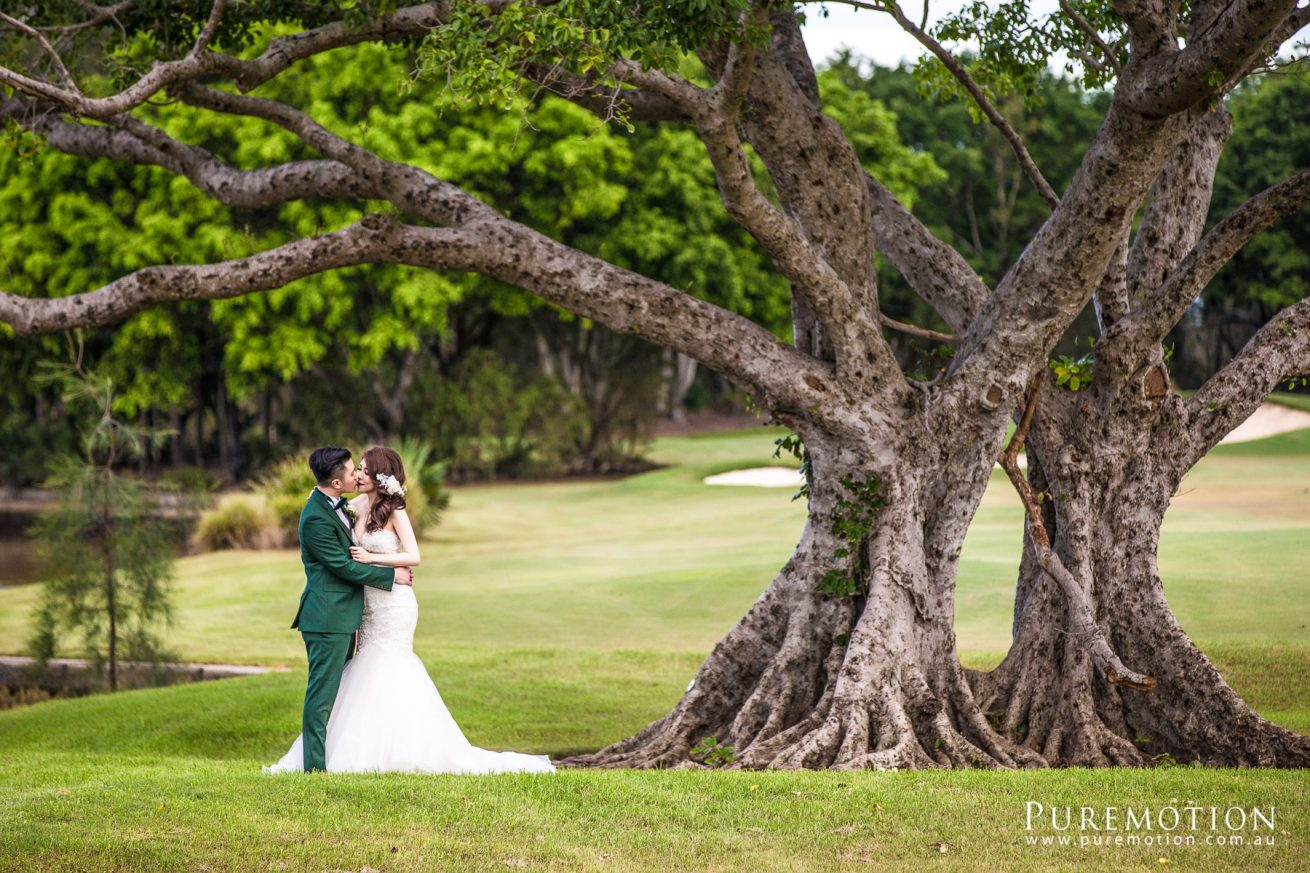 170401 Puremotion Wedding Photography Links Hope Island KateGary-0073