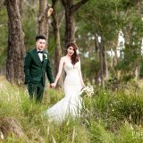 Kate & Gary - Links Hope Island