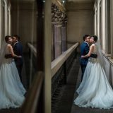 Tony & Tracy - Customs House Wedding