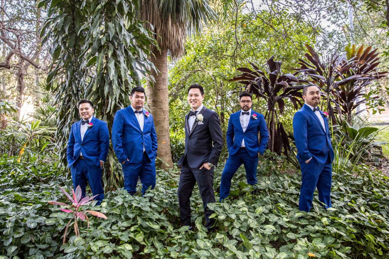 170819 Puremotion Wedding Photography Brisbane Golden Lane LinhMartin-0092