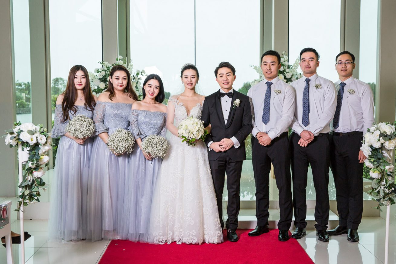 171208 Puremotion Wedding Photography Hope Island Intercontinental VictoriaWei-0097