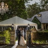 Annie & Geoffrey - Evergreen Garden, Gold Coast