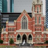 Rachel & Allen - Albert Street Uniting Church