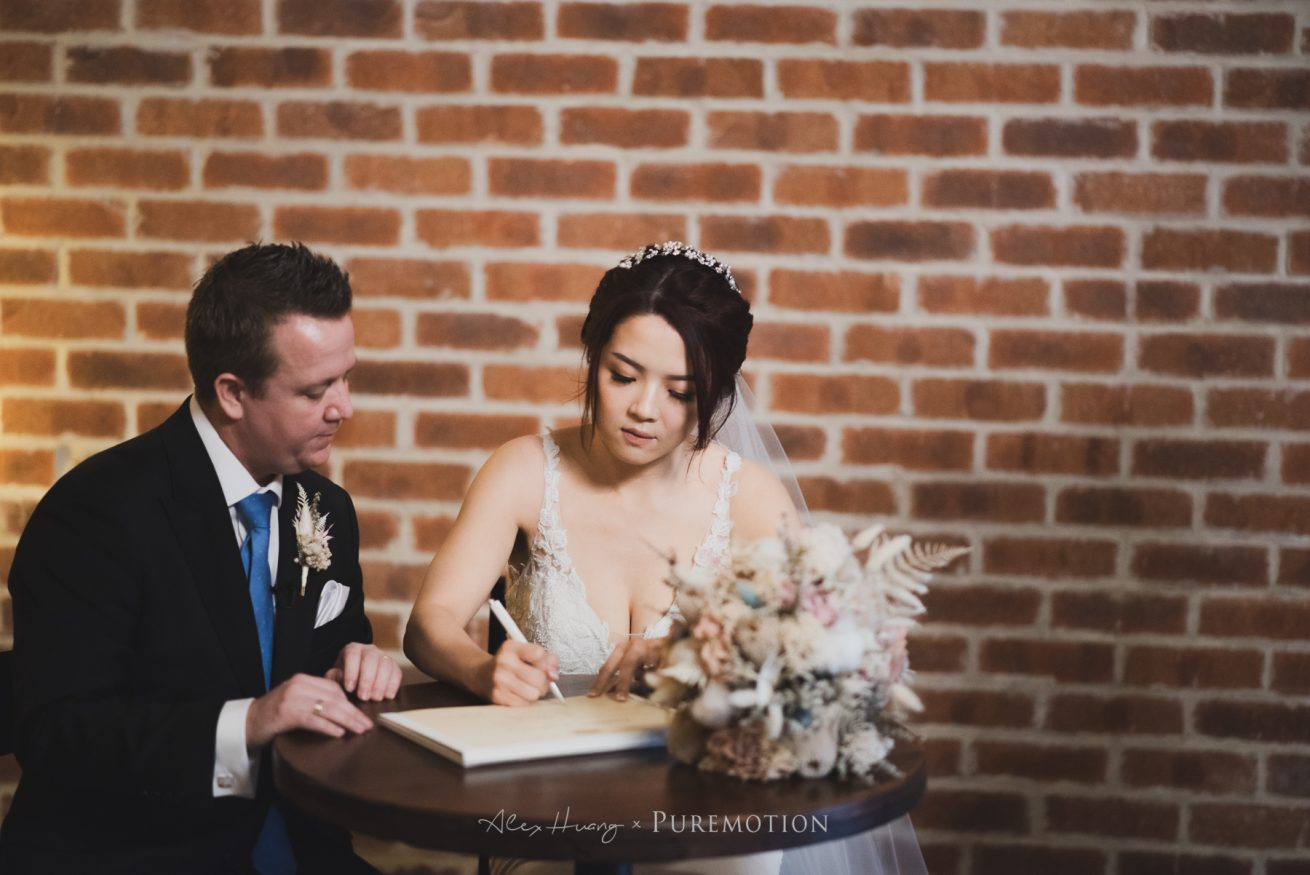 200830 Puremotion Wedding Photography Brisbane Alex Huang Factory 51 AnnaKirk_Site-0069